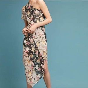 NWT Bailey 44 Anthropologie Kathleen floral dress